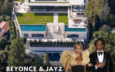 Jay-Z and Beyoncé Splash $88,000,000 on a mansion in Los Angeles