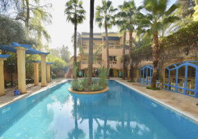 Marrakech, Marrakech, 6 Bedrooms Bedrooms, ,10 BathroomsBathrooms,Villa,For Sale,Marrakech,13454