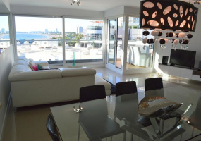 Punta Del Este, Maldonado, 3 Bedrooms Bedrooms, ,1 BathroomBathrooms,Apartment,For Sale,Punta Del Este,13575