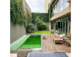 Palermo, Buenos Aires F.D, 4 Bedrooms Bedrooms, ,Apartment,For Sale,Palermo,14828