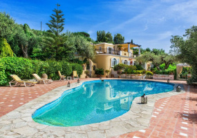 Capri, Italy, 80073, 5 Bedrooms Bedrooms, ,4 BathroomsBathrooms,Villa,For Sale,Capri, Italy,6224