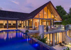Phuket, Thailand, 5 Bedrooms Bedrooms, ,5 BathroomsBathrooms,Villa,For Sale,Phuket, Thailand,8148
